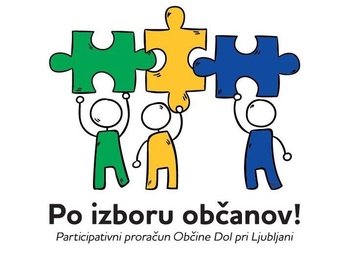 Občani ste izglasovali 5 projektov participativnega proračuna 2021