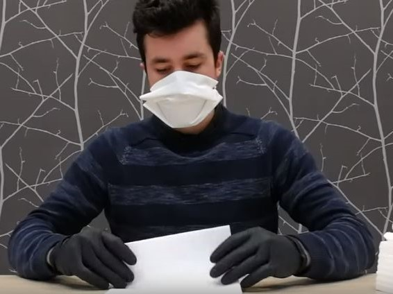 Dostava mask v gospodinjstva - dodatno pojasnilo