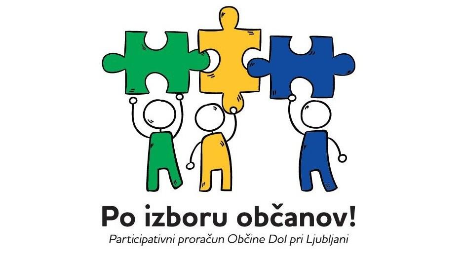 Izbrani so projektni predlogi participativnega proračuna