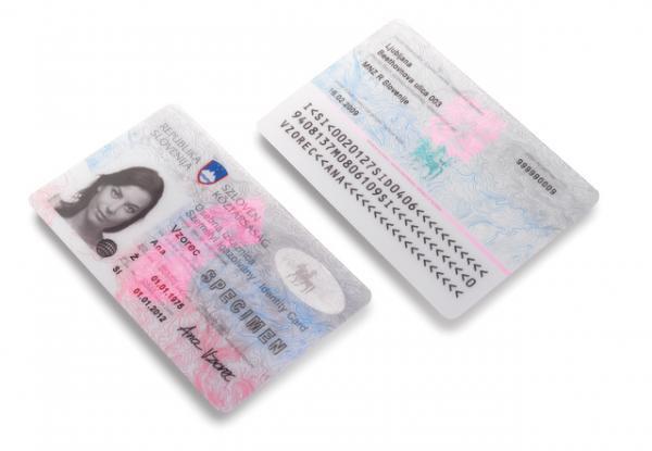 Uporaba potečenih osebnih izkaznic na območju Republike Slovenije