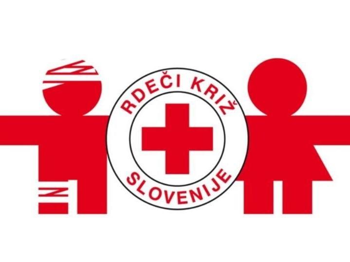 Nujna oskrba na domu – Rdeči križ