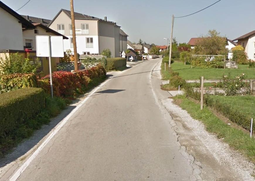 Rekonstrukcija ceste v Vidmu