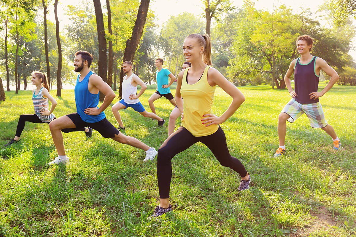 V soboto pričetek brezplačne vadbe
